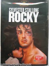 Rocky (DVD, 1976) NEW SEALED (Nordic Packaging) Region 2 PAL