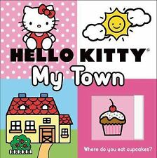 Hello Kitty: My Town Slide and Find, Priddy, Roger, Good Book