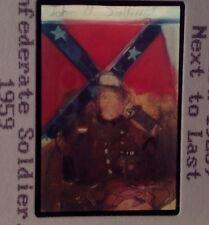 "Larry Rivers ""Next To Last Confederate Soldier. '59"" 35mm Color Slide. Pop Art"