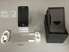 Apple iPhone 4s - 16 GB-Negro (desbloqueado) grado B-Buen Estado