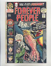 Forever People #9 VF Giant, Kirby, Royer, Simon, Deadman, Golden-Age Sandman