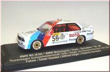 BMW M3 E30 Bastos Warsteiner TW-EM 1988 #56 BMW Motorsport Schnitzer IXO 1:43 LE