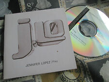 Jennifer Lopez ‎J-Lo – Play  Epic ‎– XPCD 2550 UK Promo CD Single