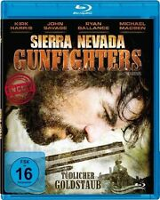 SIERRA NEVADA GUNFIGHTERS - Blu-Ray Disc -