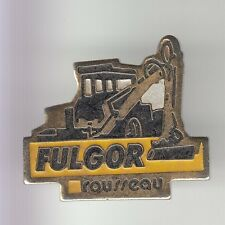 RARE PINS PIN'S .. AGRICULTURE TRACTEUR TRACTOR FAUCHEUSE FULGOR ROUSSEAU ~DC
