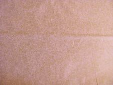OUTLINE ROSES PINK w GOLD TRIM FLOWERS on COTTON FABRIC Add Length By HALF YARD