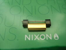 Nixon The Spencer Black/Gold  extra watch link
