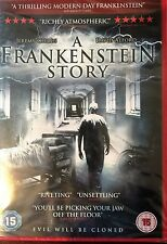 A Frankenstein Story (DVD) (NEW AND SEALED)