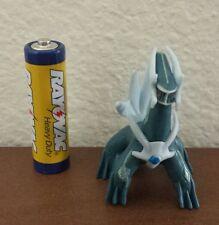 4th Generation Legendary pokemon plastic action figure Dialga 1-2 inches tall