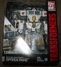 Transformers Generations Combiner Wars Battle Core OPTIMUS PRIME Age 8+