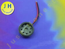 Lautsprecher / Speaker Miniatur 10mm 32 Ohm 0,1W verdrahtet  /with wires #A1255