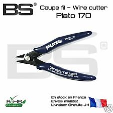 Pince coupe fil wire cutter plato 170 electronique electronic production