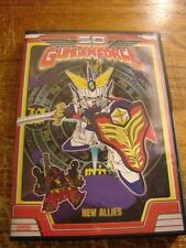 Superior Defender Gundam Force - Vol. 2: New Allies (DVD, 2004) MINT