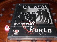 Clash. West Way to the World Dvd ..... Nuovo