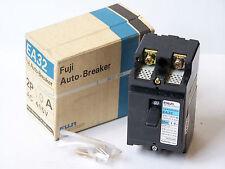 FUJI ELECTRIC EA32 10A AUTO CIRCUIT BREAKER AC 415V 2-POLE 220-240V 2.5kA
