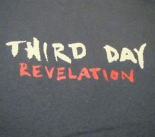 Third Day Concert T-Shirt (L) Revelation Tour 2008