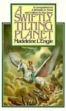 Time Quartet: A Swiftly Tilting Planet by Madeleine L'Engle (1979, Paperback) VG