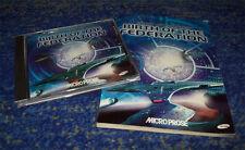 STAR TREK BIRTH OF THE FEDERATION Star Trek PC mit Handbuch
