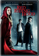 Red Riding Hood (2011, REGION 1 DVD New) WS