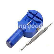 Watch Sizing Band Strap Link Pin Remover Repair Removal Spring Bar Tool Kit New
