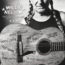 The Great Divide Nelson, Willie Audio CD