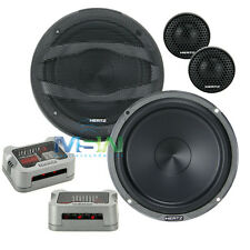 "HERTZ MPK 165.3 PRO 220W MAX 6-1/2"" 4-OHM TWO WAY COMPONENT SPEAKER SYSTEM"
