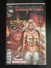 WONDERLAND #50 COVER A (Zenescope Comics ) Grimm Fairy Tales. Bagged