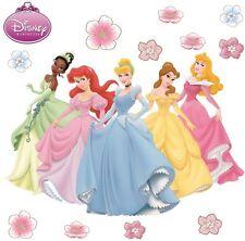 Wandaufkleber Wandtattoo Wandsticker Disney Prinzessin 100 cm XL Princess Neu!!!