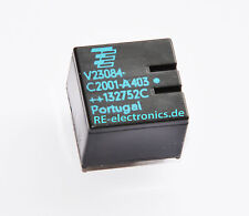 #y Relay Relais Rele Tyco V23084-C2001-A403 Automotive 1393267-6 BMW VW... NEU