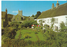Devon Postcard - The Cleave Hotel - Fifteenth Century Inn - Lustleigh   AB1788