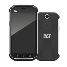 CAT S40 Dual Sim Smartphone LTE 16GB 8MP 11,9 cm 4,7 Zoll Android schwarz-silber