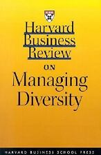 Harvard Business Review Paperback: Harvard Business Review on Managing Diversit…