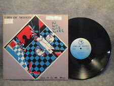 33 RPM LP Record Laws Of Motion Check It In The Mirror 1984 World WEP-1005 VG+