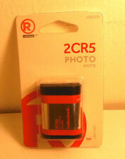 RadioShack 6V 1400mAh 2CR5 Photo Camera Battery (2302370)