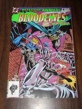 DETECTIVE COMICS ANNUAL #6 BATMAN DARK KNIGHT NM AUGUST 1993