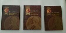 Tres libros de lectura ediciones Rueda