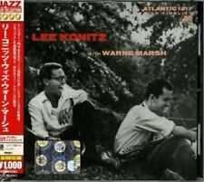 LEE & MARSH,WARNE KONITZ - LEE KONITZ WITH WARNE MARSH  CD NEU