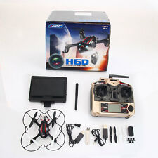 JJRC H6D Mini RC Quadcopter Drone VS Hubsan FVP Monitor w/ 2.0MP Camera RTF