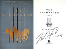 Rene Denfeld SIGNED & DATED The Enchanted 1st/1st HC Author's Debut Novel!!
