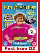 Mrs Brown's Boys: Complete Season 2 - New DVD - TV Series Two Browns Boy Second