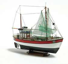 Billing Boats - B 201 - Rainbow Fishing Cutter Model Boat Kit 1/60 Scale T48Post