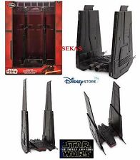 Disney Store Star Wars Kylo Ren Command Shuttle Die Cast Vehicle 2015 NEW