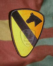 Fregio 1st Cavalry Division prima divisione cavalleria US Army first team