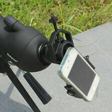Spotting Scope Astronomical Telescope Universal Stand Mount f Mobile Cell Phone