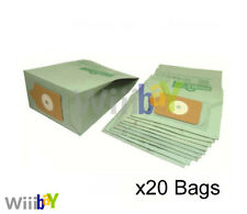 Numatic Henry, James, Hetty, Basilico, commerciali Aspirapolvere Borsa X 20 Pack