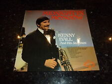 KENNY BALL AND HIS JAZZMEN - Midnight In Moscow - 1965 UK 10-track vinyl LP