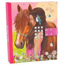 Depesche TOPModel Miss Melody Lily & Pelly Secret Code Diary with Sound NEW