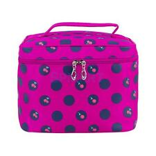 Women's Beauty Large Toiletry Travel Organizer Case Cosmetics Makeup Hand Bag