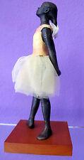 Edgar Degas 14 Year Old Little Ballerina Dancer Statue Sculpture