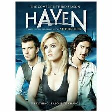 Haven: The Complete Third Season DVD